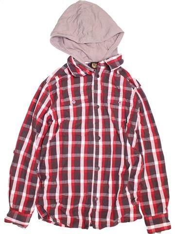Camisa de manga larga niño KIABI violeta 14 años invierno #1494119_1