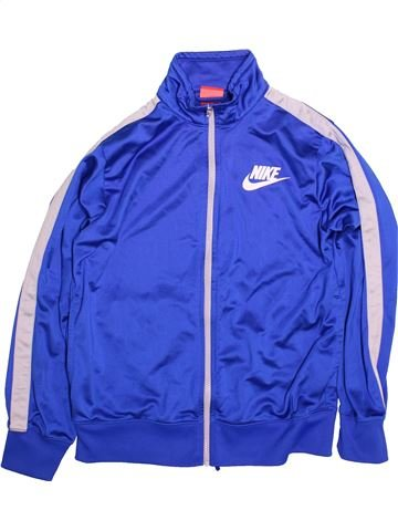 Sportswear garçon NIKE bleu 13 ans hiver #1494123_1