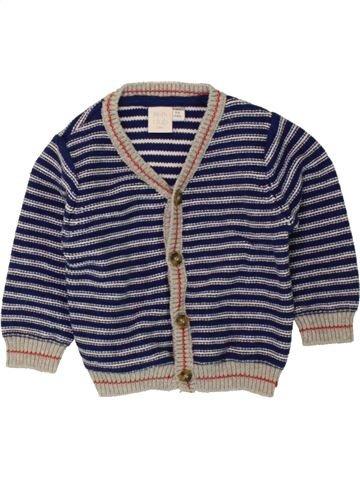 Chaleco niño MINI CLUB violeta 6 meses invierno #1494169_1