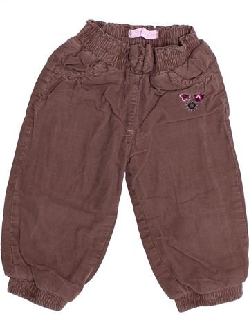 Pantalón niña GEMO violeta 18 meses invierno #1494225_1