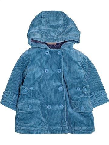 Manteau fille DPAM bleu 12 mois hiver #1494515_1