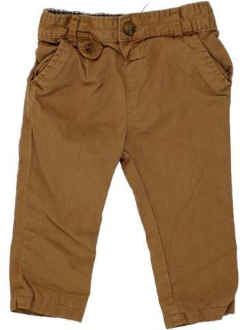 Pantalón niño JASPER CONRAN marrón 9 meses invierno #1494565_1