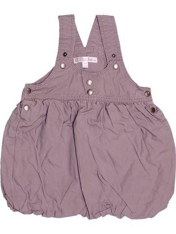 Robe fille KIABI violet 3 mois hiver #1494810_1