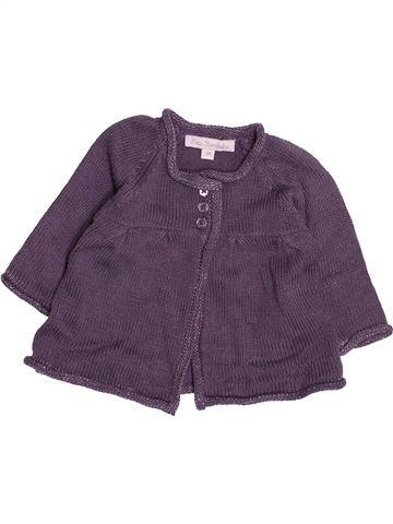 Chaleco niña KIMBALOO violeta 3 meses invierno #1494846_1