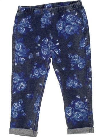 Legging fille NUTMEG bleu 18 mois hiver #1494935_1