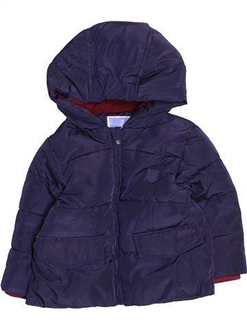 Doudoune garçon JACADI bleu 18 mois hiver #1494942_1