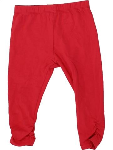 Legging fille MOTHERCARE rouge 12 mois hiver #1494972_1
