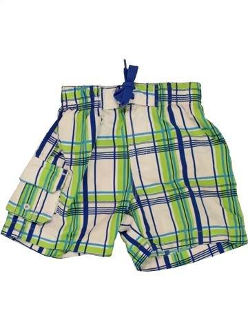 Maillot de bain garçon BLUEZOO vert 18 mois été #1495005_1