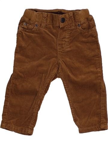 Pantalon garçon H&M marron 6 mois hiver #1495006_1