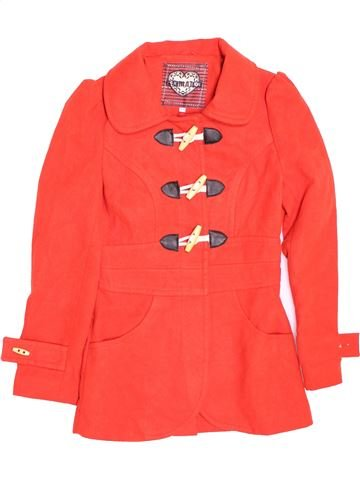 Abrigo niña NEW LOOK rojo 11 años invierno #1495204_1