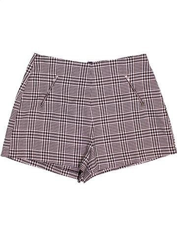 Short - Bermuda fille NEW LOOK gris 14 ans hiver #1495376_1