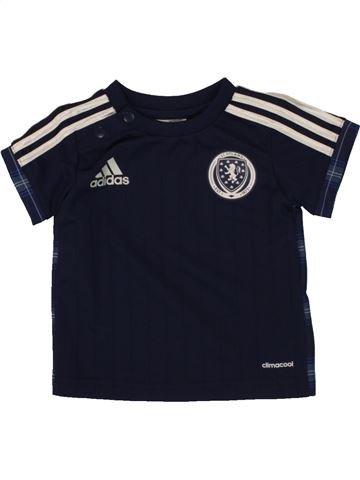 Camiseta deportivas niño ADIDAS negro 6 meses verano #1495475_1