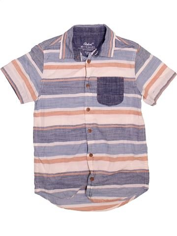 Camisa de manga corta niño PRIMARK violeta 9 años verano #1496368_1