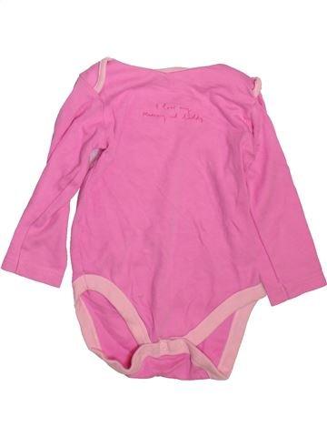 Camiseta de manga larga niña MOTHERCARE rosa 18 meses invierno #1496378_1