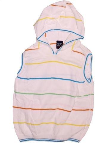 jersey niño NEXT blanco 4 años invierno #1496536_1