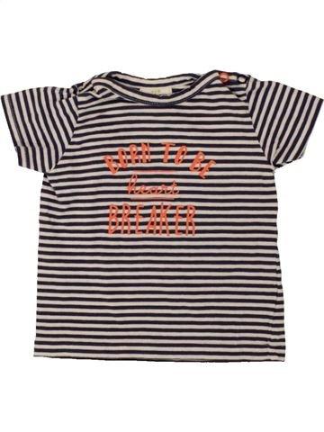 Camiseta de cuello alto niño TAPE À L'OEIL marrón 6 meses invierno #1496562_1