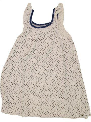 Vestido niña PETIT BATEAU rosa 5 años verano #1496750_1