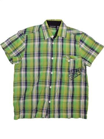 Camisa de manga corta niño SALTROCK verde 10 años verano #1496795_1