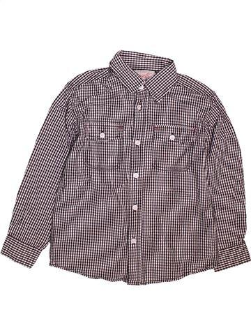 Chemise manches longues garçon PRIMARK gris 7 ans hiver #1496812_1