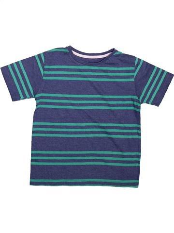 T-shirt manches courtes garçon PRIMARK bleu 8 ans été #1496823_1