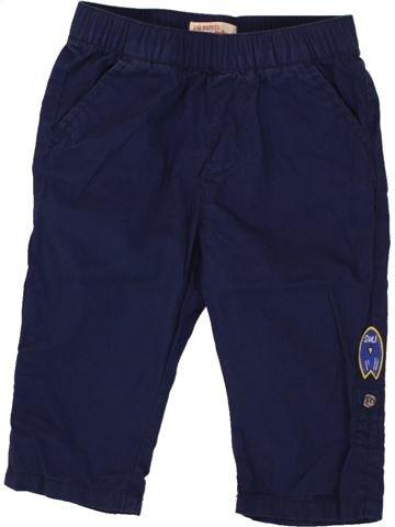 Pantalón niño DPAM azul 12 meses verano #1496986_1