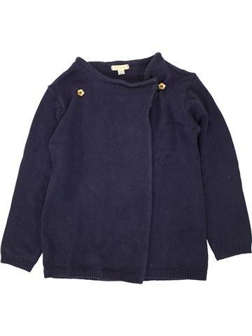 jersey niño VERTBAUDET azul 8 años invierno #1497007_1