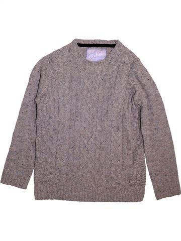 jersey niño PRIMARK gris 10 años invierno #1497073_1