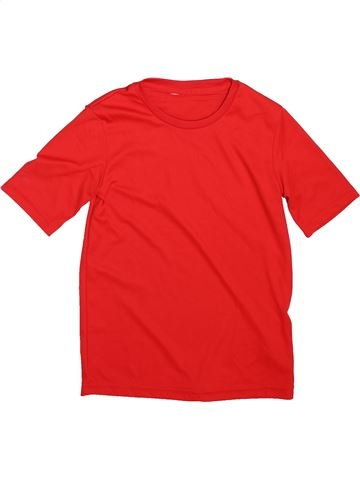 Sportswear garçon OXYLANE rouge 8 ans été #1497146_1