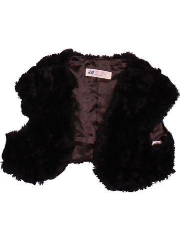 Chaleco niña H&M negro 5 años invierno #1497157_1