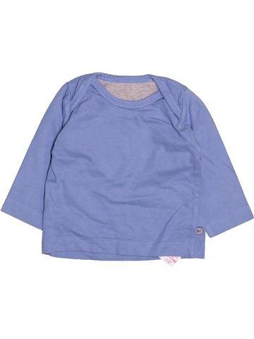 Camiseta de manga larga niño MOTHERCARE azul 3 meses invierno #1497588_1