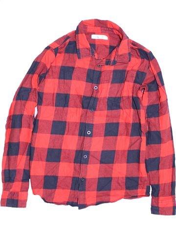 Camisa de manga larga niño M&CO rosa 13 años invierno #1497634_1