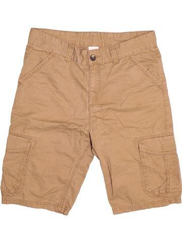 Short-Bermudas niño F&F naranja 14 años verano #1497743_1