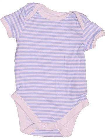 Camiseta de manga corta niño GEORGE gris 3 meses verano #1497902_1