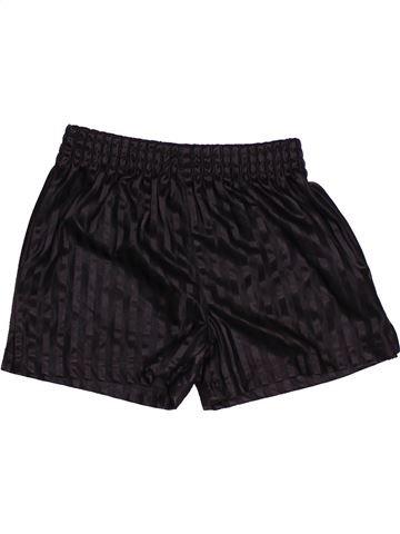 Pantalon corto deportivos niño GEORGE negro 4 años verano #1497918_1