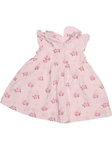 Robe fille MOTHERCARE rose 3 mois hiver #1498020_1