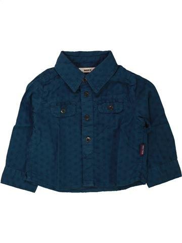 Camisa de manga larga niño MEXX azul 3 meses invierno #1498087_1