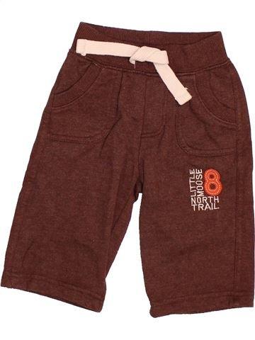 Pantalón niño MOTHERCARE marrón 6 meses invierno #1498101_1