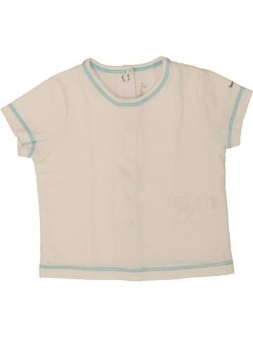 Camiseta de manga corta niño SUCRE D'ORGE azul 3 meses verano #1498117_1