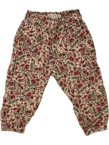 Pantalón niña ZARA marrón 18 meses verano #1498223_1