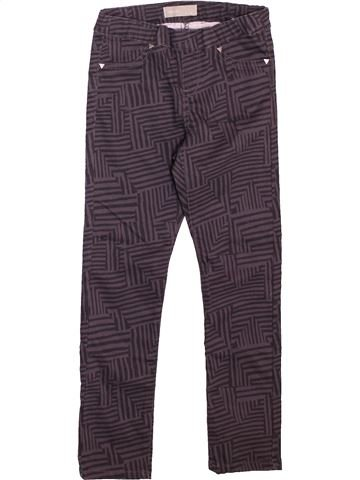 Pantalon fille NAME IT gris 6 ans hiver #1498397_1