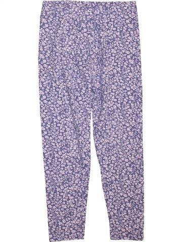 Legging niña GEORGE violeta 10 años invierno #1498412_1