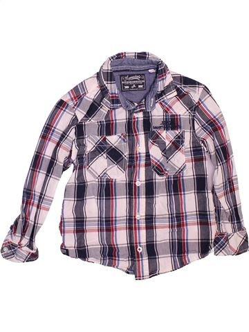 Camisa de manga larga niño C&A gris 5 años invierno #1498421_1