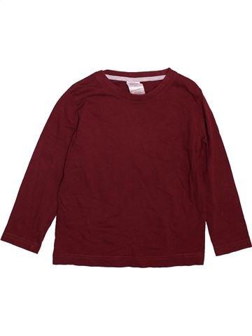 T-shirt manches longues garçon URBAN 65 OUTLAWS violet 5 ans hiver #1498428_1