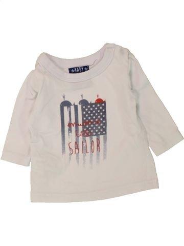 Camiseta de manga larga niño TAPE À L'OEIL azul 3 meses invierno #1498452_1