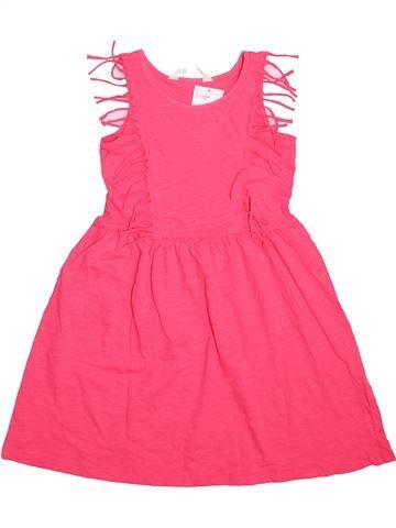 Robe fille H&M rose 8 ans été #1498464_1