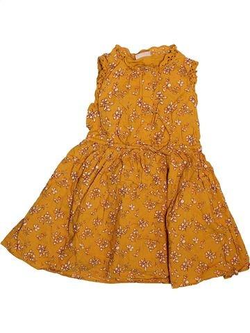 Vestido niña NEXT marrón 5 años verano #1498478_1