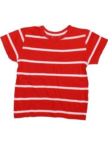 Camiseta de manga corta niño PRIMARK rosa 4 años verano #1498565_1