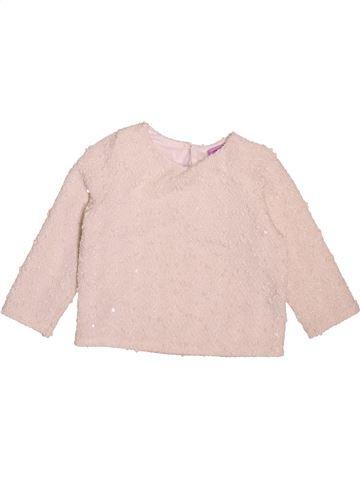 jersey niña F&F violeta 9 meses invierno #1498616_1