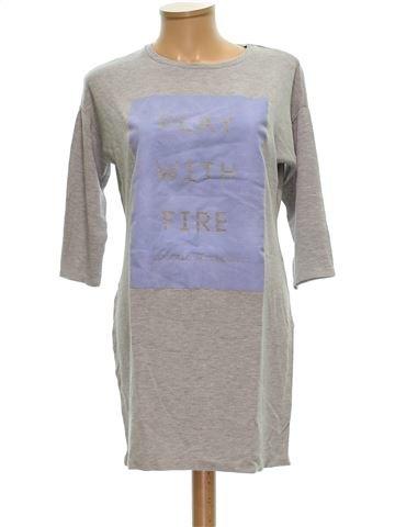 Vestido mujer BERSHKA M invierno #1498629_1
