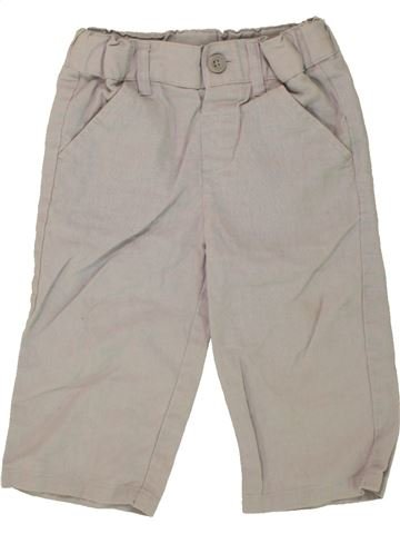 Pantalón niño MARKS & SPENCER gris 18 meses verano #1498650_1